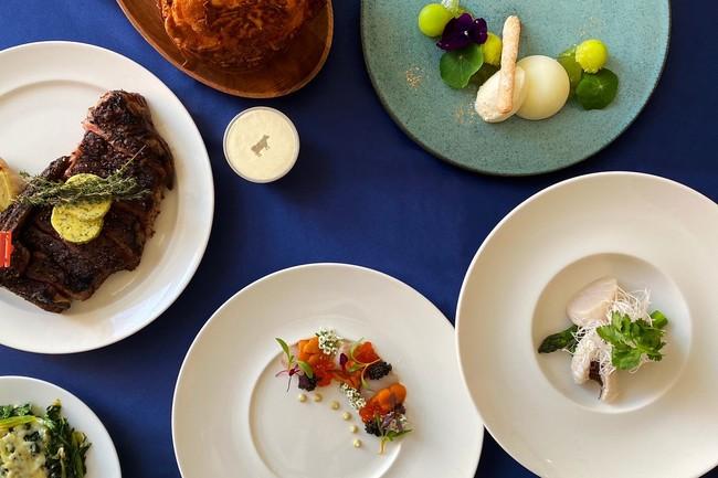 ステーキレストラン「BLT STEAK GINZA」期間限定で『6TH ANNIVERSARY COURSE』を5月12日(水)より販売
