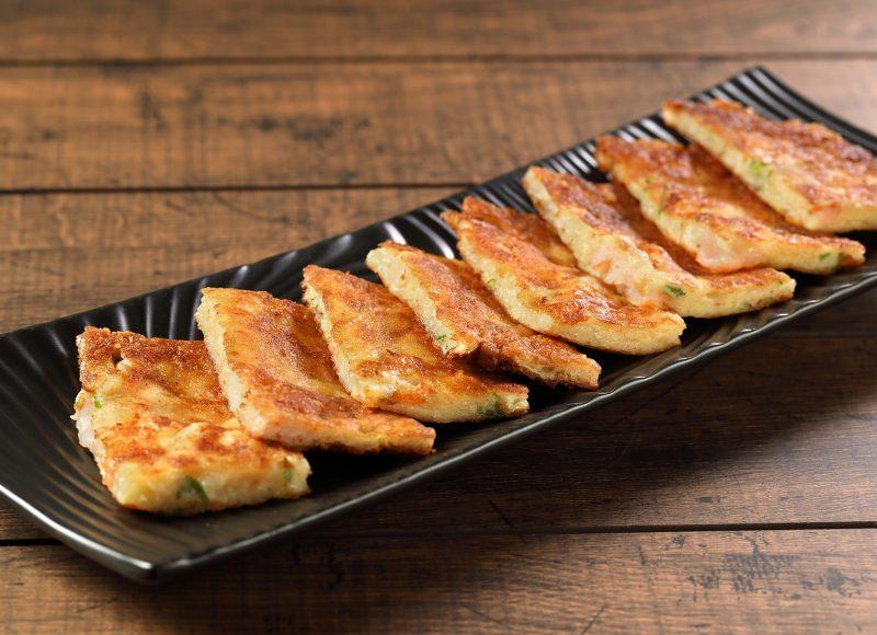 海鮮チヂミ(チーズ入り)